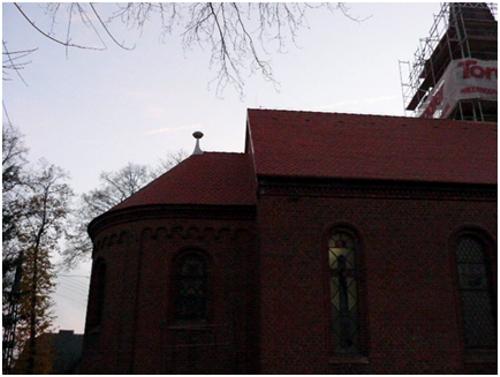 OiRW Remont Kościoła w Srzydzewie 2013