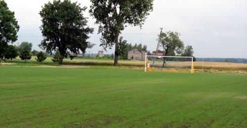 Modernizacja kompleksu sportowego Chocz 2014