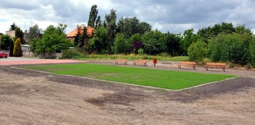 Utworzenie miejsca rekreacyjnego 2014