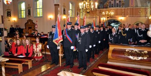 85-lecia Ochotniczej Straży Pożarnej w Czerminie 2014