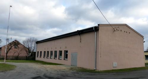 Remont i modernizacja dachu sali widowiskowej w Kuźni