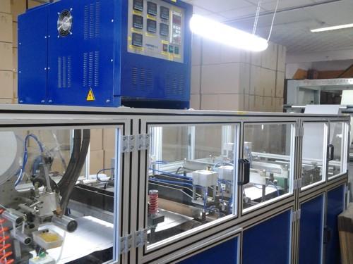 Eryk Mazurek zakup maszyny do produkcji kopert